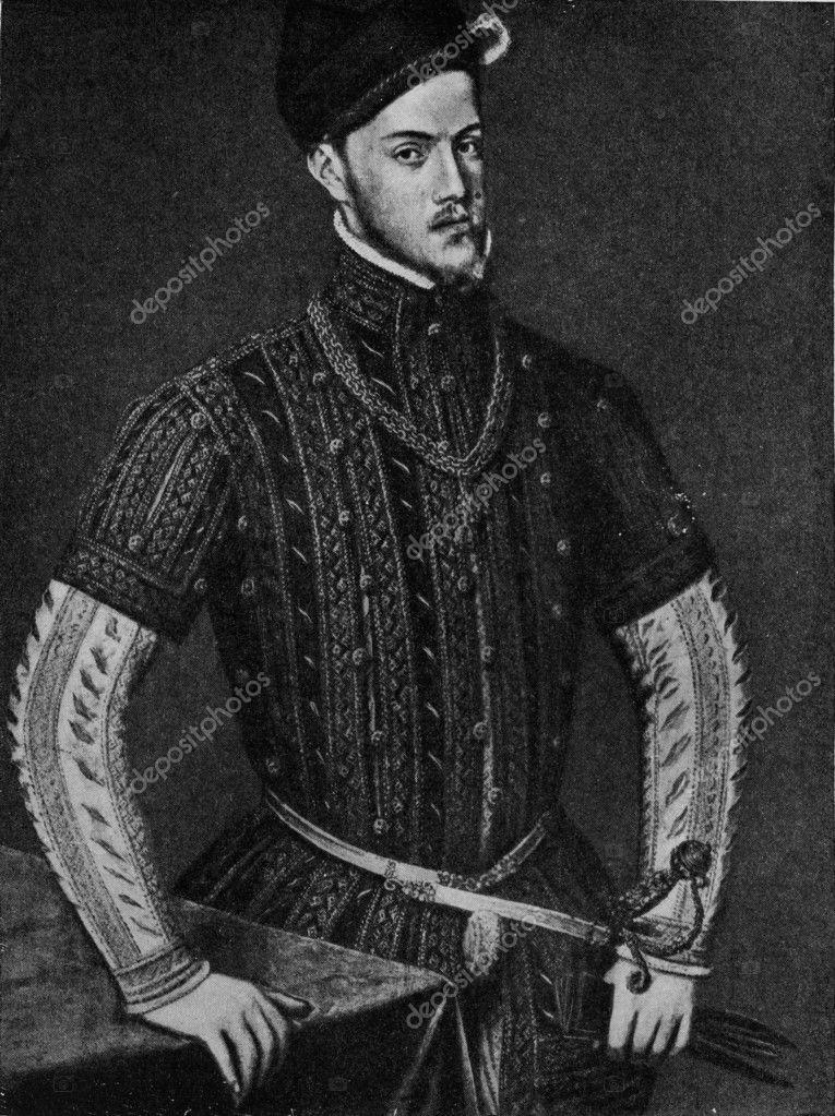 フェリペ 2 世、アントニオ モロ...