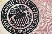 Symbol für das Federal Reserve System der Vereinigten Staaten.