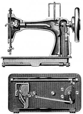 Veritas sewing machine
