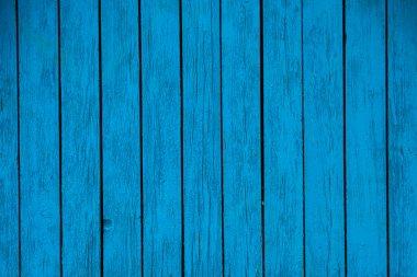Blue wood