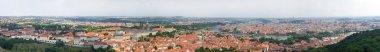 Huge 360 panorama of Prague