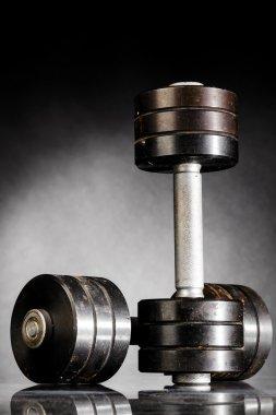Metal barbells