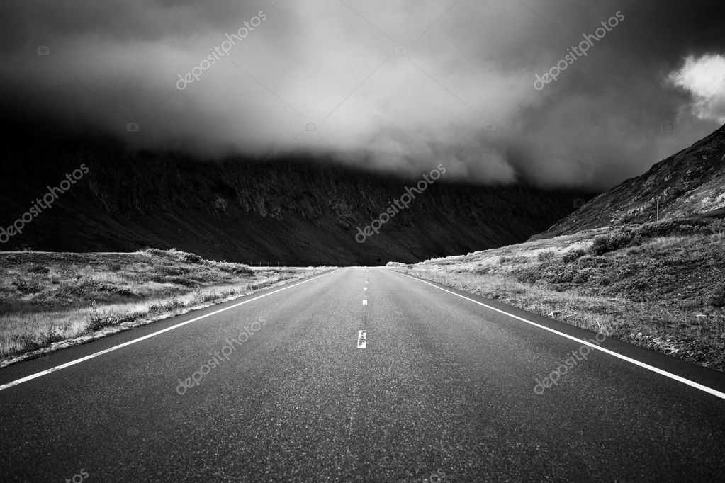 Road perspective