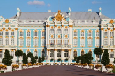 The Catherine Palace. Russia