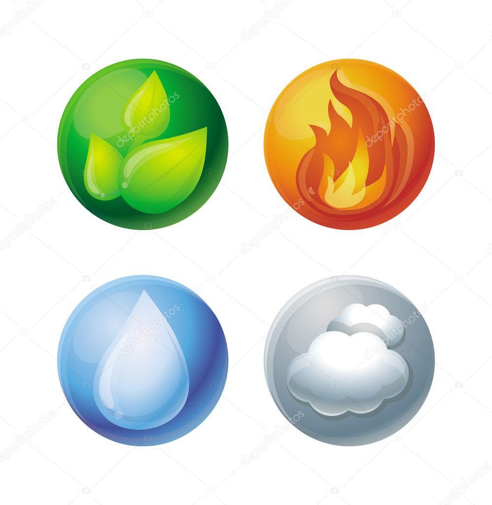 Vector four elements