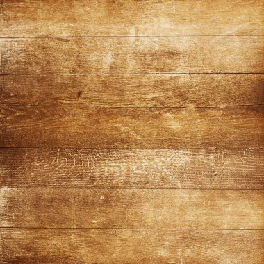 Vintage wood texture, quad background stock vector