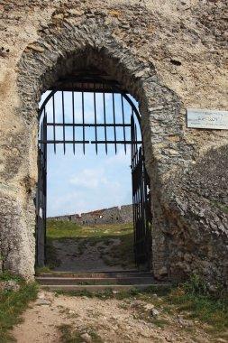 Barred gates