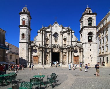 San Cristobal Cathedral.