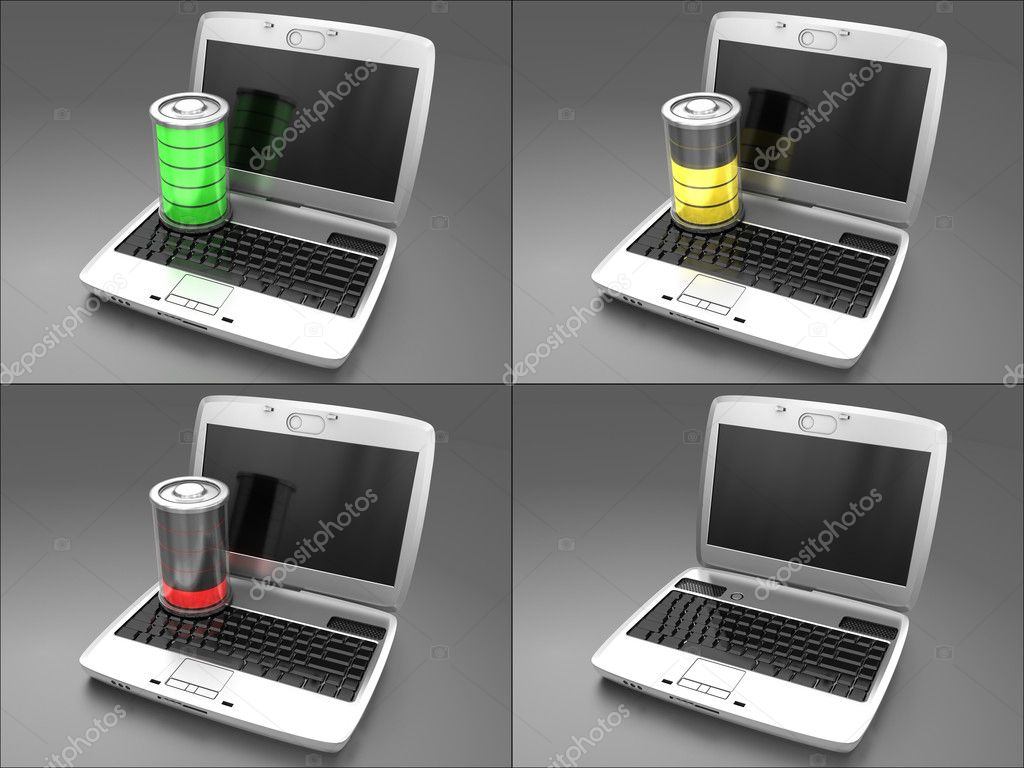 Bir dizüstü bilgisayar pili nasıl şarj edilir