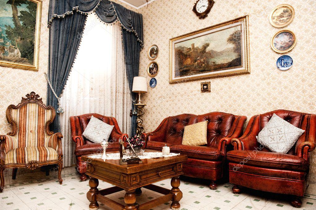 зал в старинном стиле фото особенность геральдическая