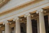 Treasury-Abteilung, die Gebäude von Washington dc