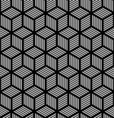 bezešvé geometrické textura v op art design.