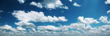 Sky. Panorama.