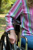 Fotografie Hand-Rollstuhl