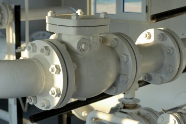 Check valve.