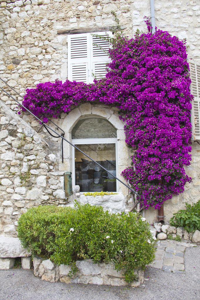 House in Saint-Paul de Vence, south of France