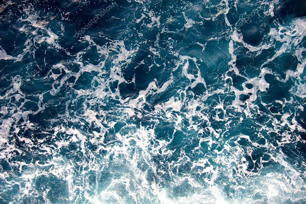 Ocean Water Background ocean water background. — stock photo © nejron #12373773