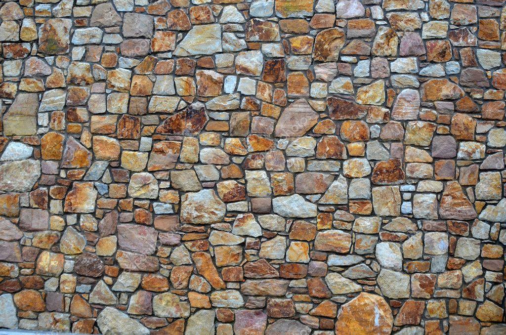muro de piedras naturales tambin para utilizar como fondo u foto de szakaly