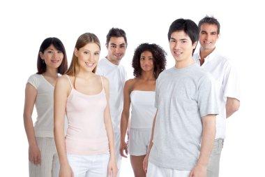 Multiethnic Group of