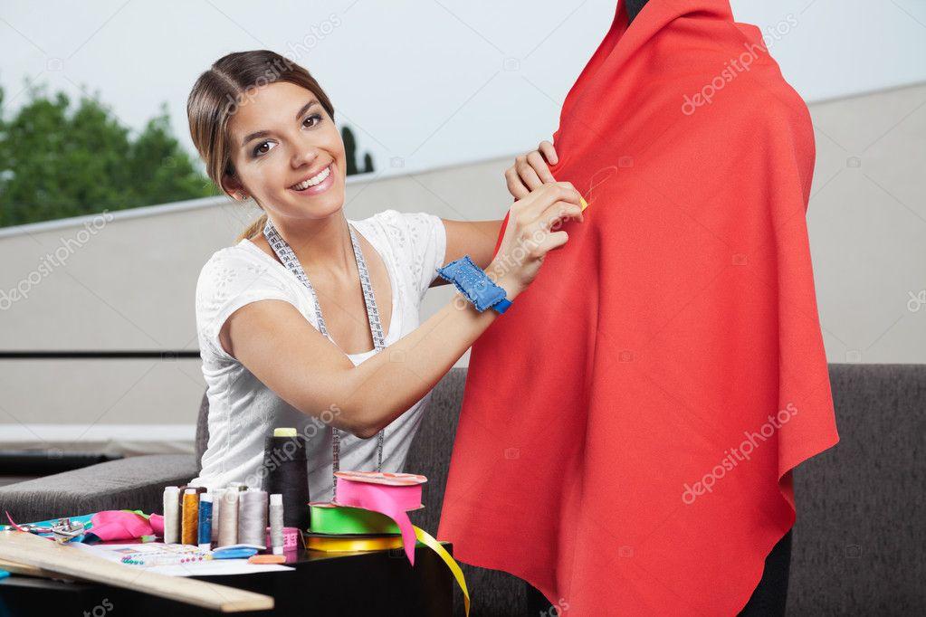 Female Seamstress
