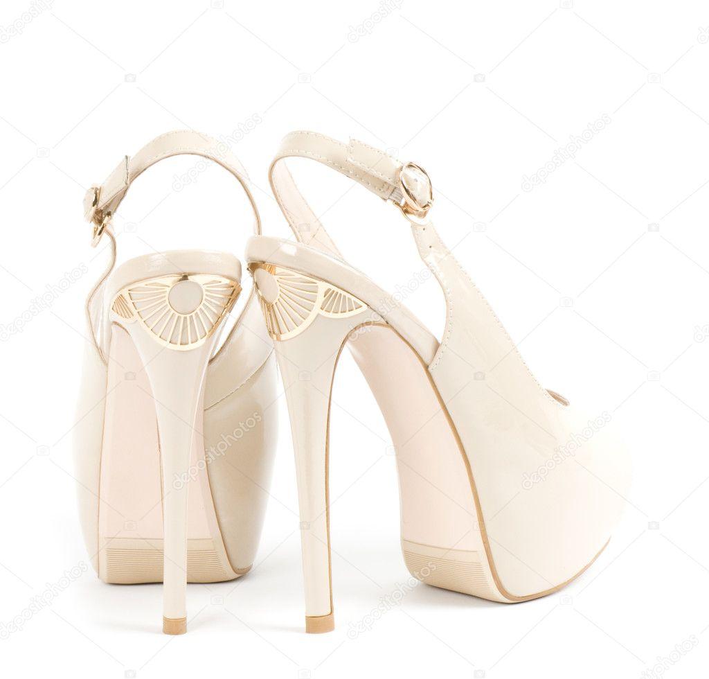 2a80c92934e το όμορφο γάμο παπούτσι — Φωτογραφία Αρχείου © Forewer #11860090