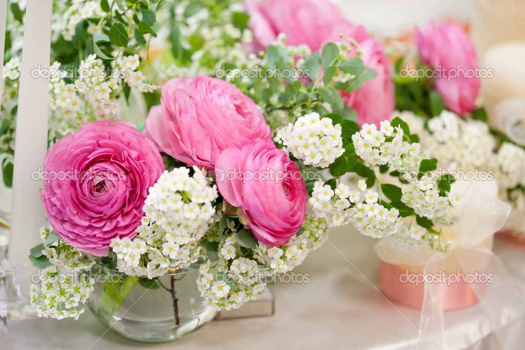 flowers for wedding tables flowers tables set for wedding stock photo 169 nikuwka 4282