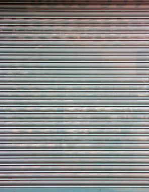Metal Shop Shutter