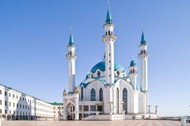 Kazan, mosque Qolsharif