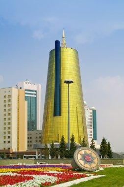Astana. Municipal landscape