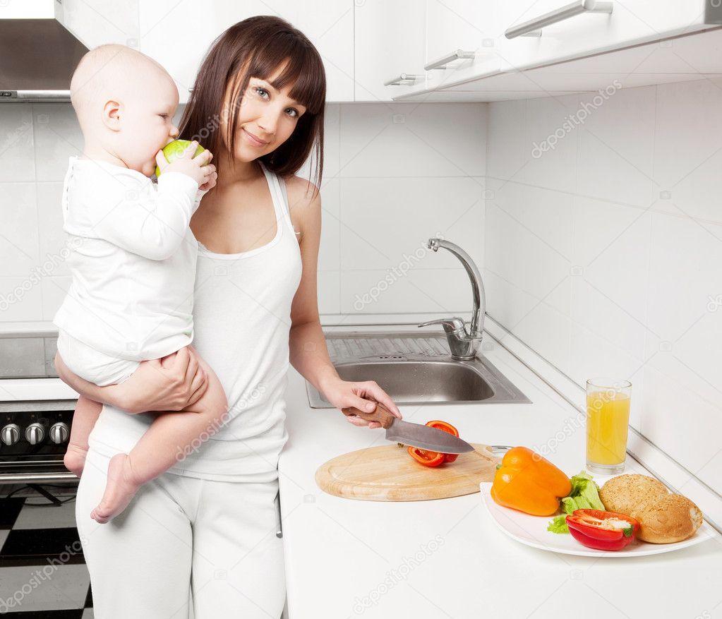 Как похудеть кормящей маме - 4-womenru