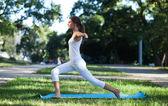 Fotografie Women and Yoga