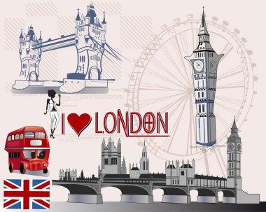 Set of London symbols