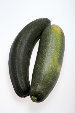 Fresh vegetable courgette.