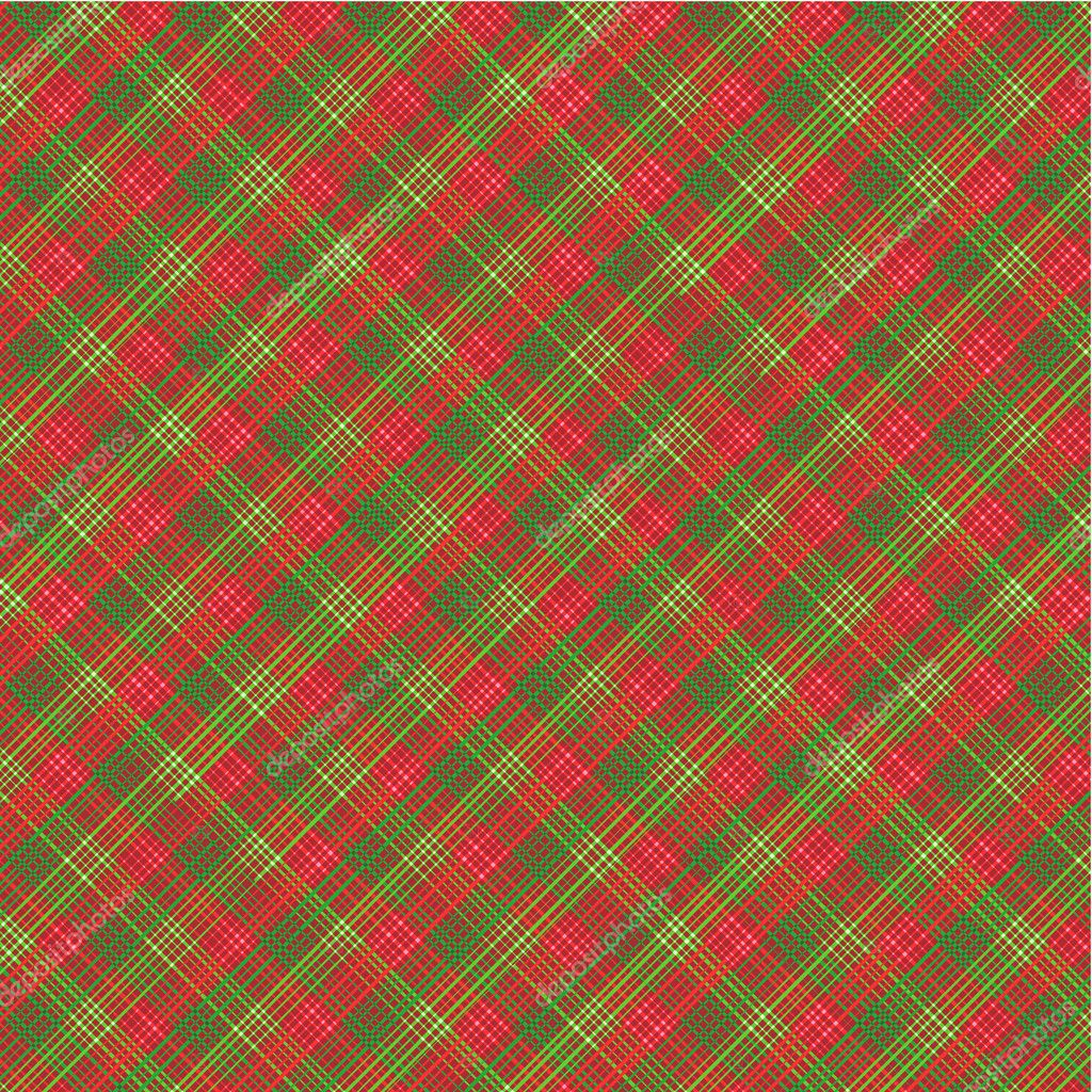 depositphotos 10782203 stock illustration christmas plaid background seamless pattern