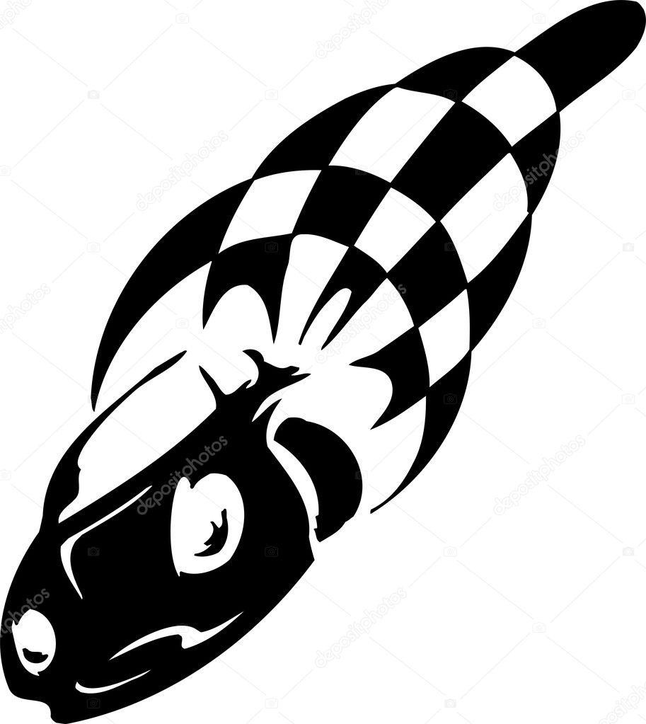 Racing Checkered Flag >> Checkered flag - symbol racing — Stock Vector © Digital-Clipart #11302847