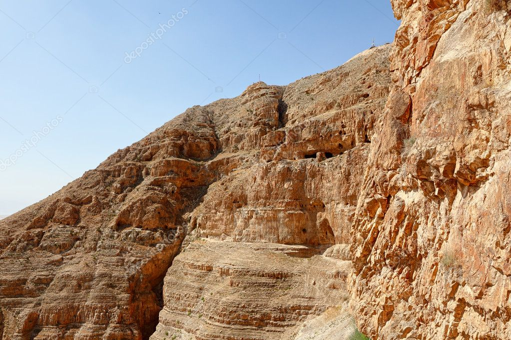 Mount in Jericho