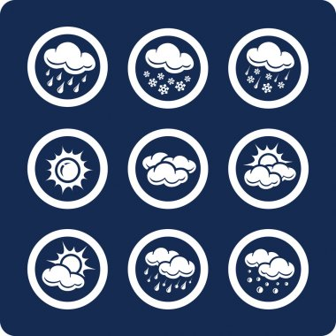 Weather icons (p.1)