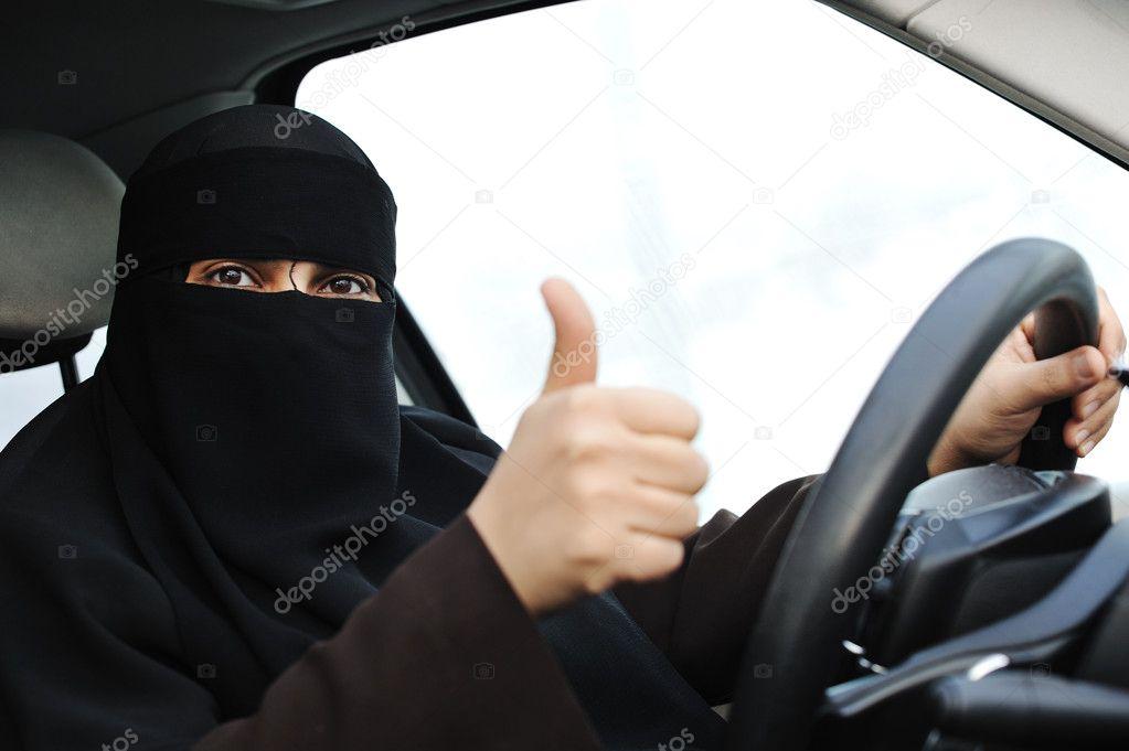 femme musulmane hijab trio et arabe