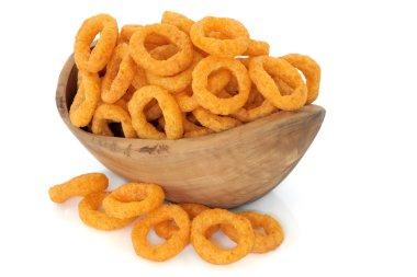 Onion Ring Crisps