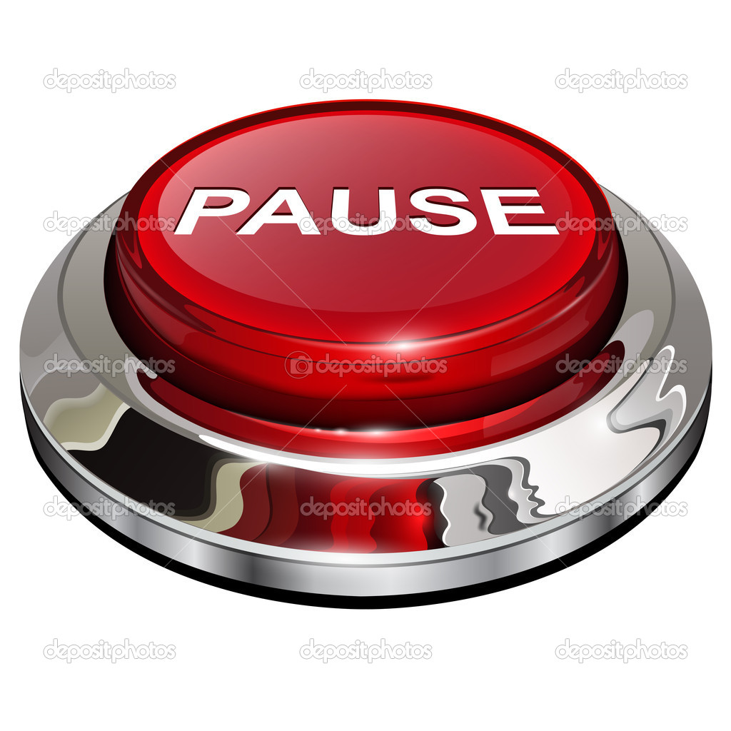 pause stock vectors royalty free pause illustrations depositphotos