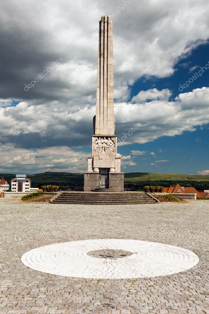 Monument of Horea, Closca and Crisan