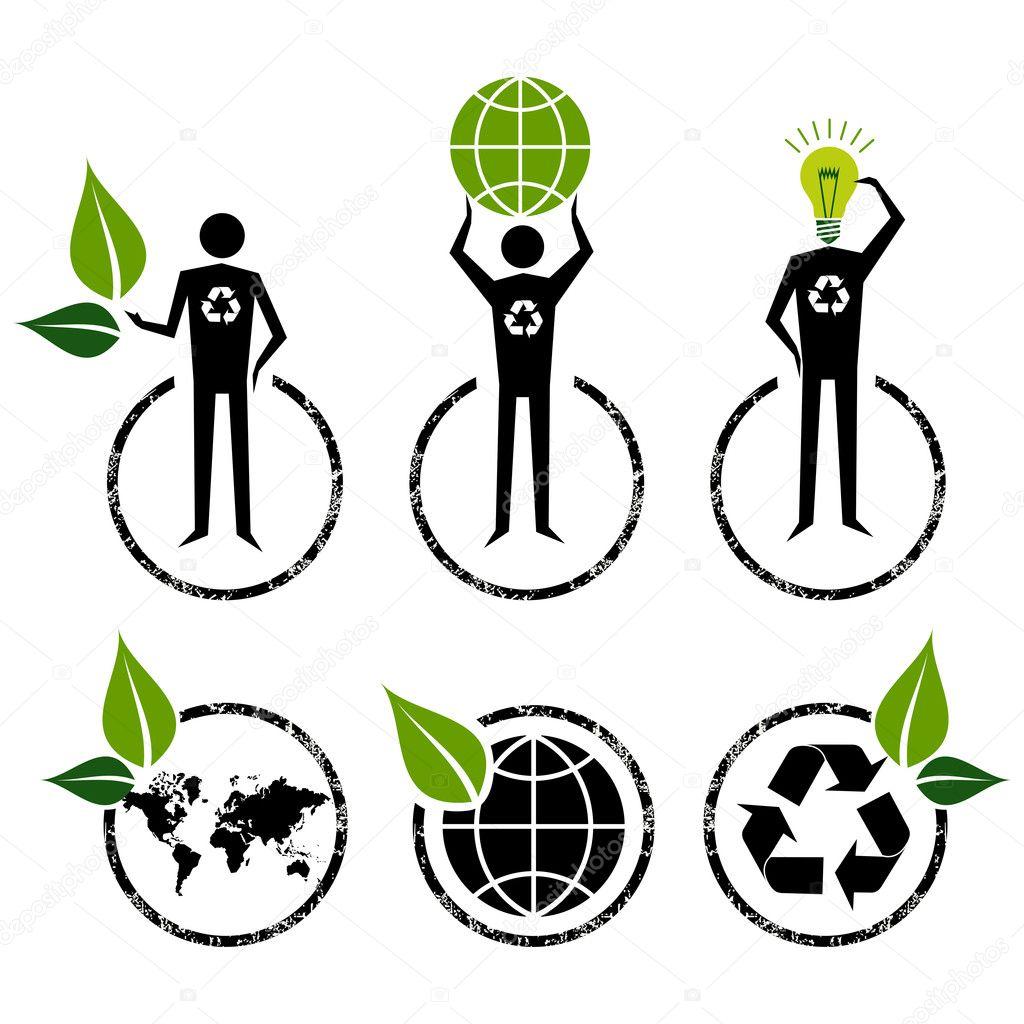 Go Green signs ideas