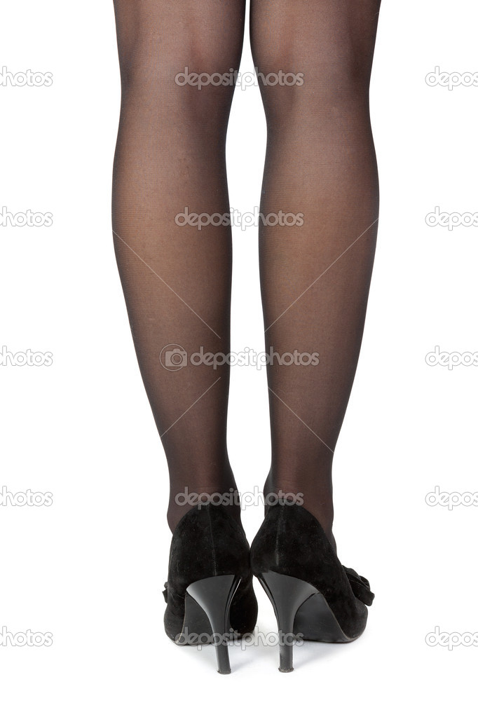 женские ножки вид с зади