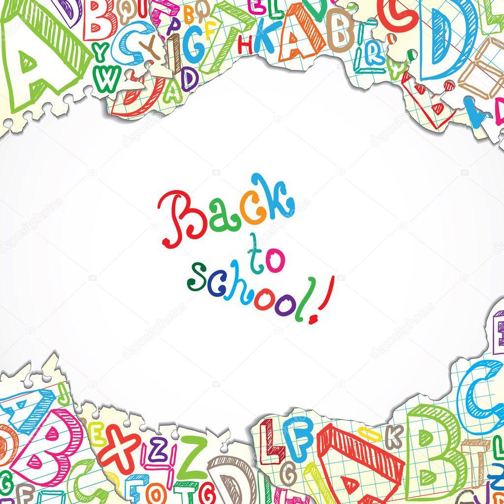school background � stock vector 169 etiamos 11469968
