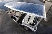 Solární powered tuc tuc