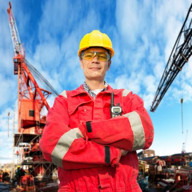 Offshore engineer