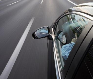 Freeway drive