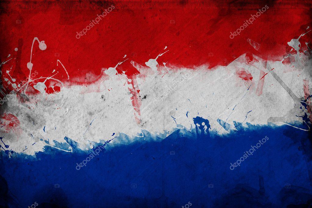 dutch flag stock photo stevanovicigor 10836297