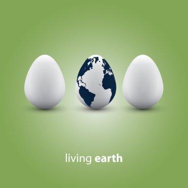 Living Earth - Earth Concept
