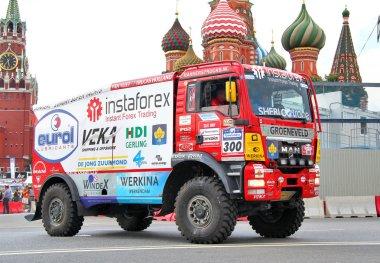 Rally Silkway 2012